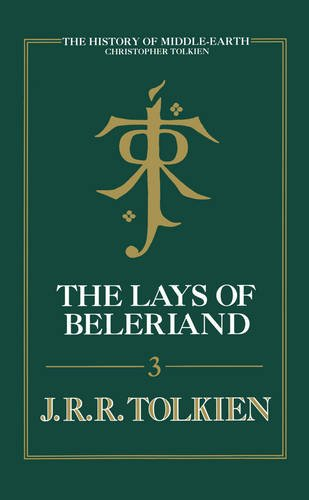 9780007365272: The Lays of Beleriand (The History of Middle-Earth)