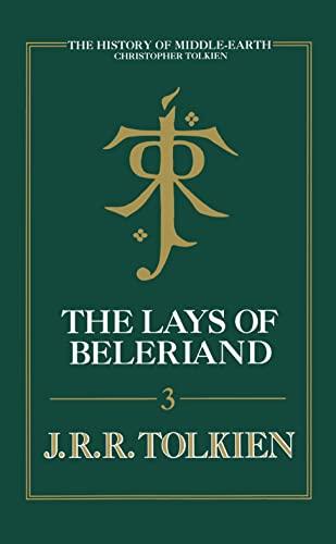 9780007365272: Lays of Beleriand