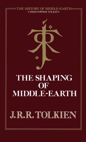 9780007365289: The Shaping of Middle-earth (The History of Middle-earth, Book 4)