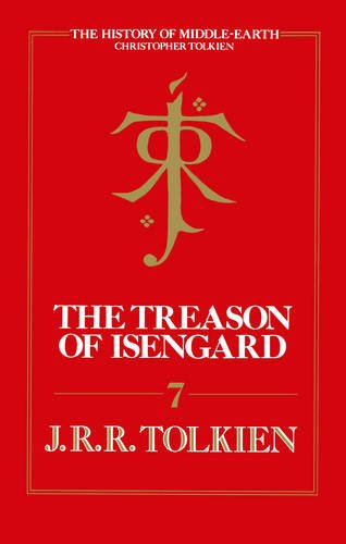 9780007365319: The Treason of Isengard (The History of Middle-Earth)