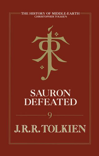9780007365333: Sauron Defeated (The History of Middle-Earth)