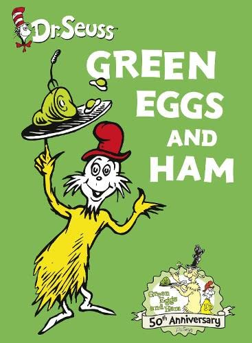 9780007365418: Green Eggs and Ham (50th anniversary edition) (Dr Seuss)