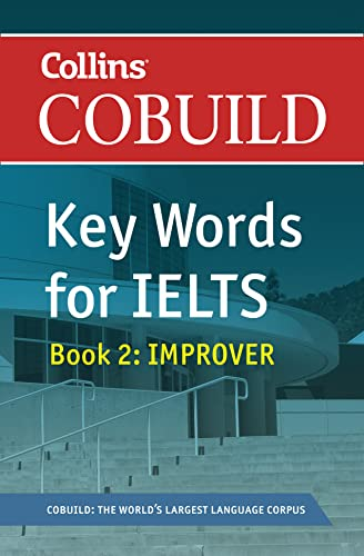 9780007365463: COBUILD Key Words for IELTS: Book 2 Improver (Collins Cobuild)