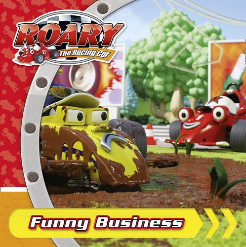 9780007366033: Funny Business (Roary the Racing Car)