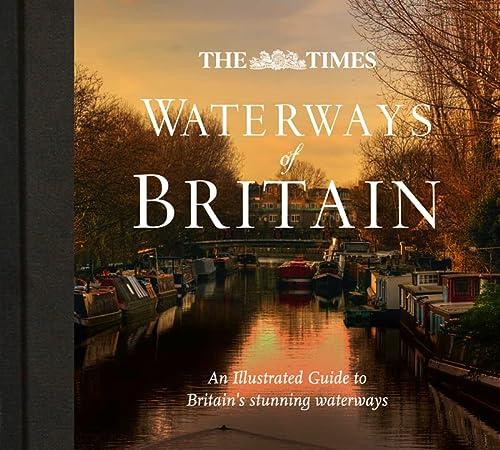 9780007366330: Times Waterways of Britain