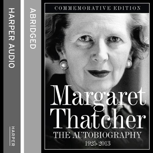 9780007366651: Margaret Thatcher: The Autobiography