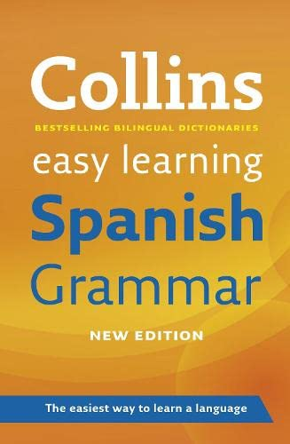 9780007367795: Easy Learning Spanish Grammar (Collins Easy Learning Spanish)