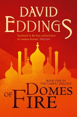 9780007368037: Domes of Fire