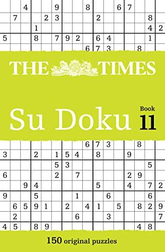 9780007368204: The Times Su Doku Book 11