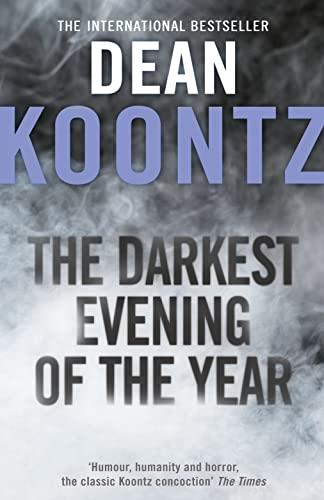 9780007368297: The Darkest Evening of the Year