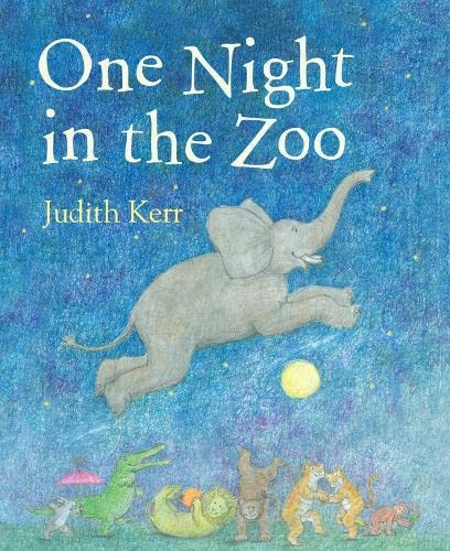9780007368341: One Night In the Zoo Picture Book with CD