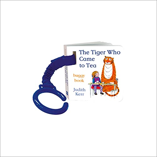 9780007368389: The Tiger Who Came to Tea Buggy Book