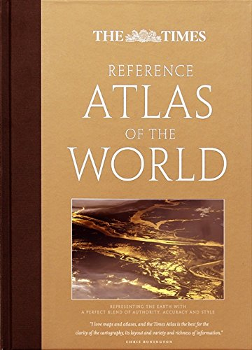 9780007368440: The Times Reference Atlas of the World. (Times World Atlases)