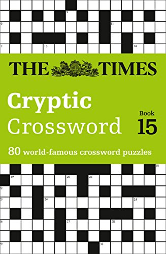 9780007368518: Times Cryptic Crossword Book 15: 80 of the world's most famous crossword puzzles