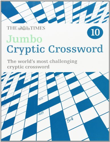 9780007368532: The Times Jumbo Cryptic Crossword Book 10