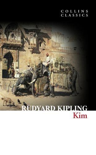9780007368594: Kim (Collins Classics)