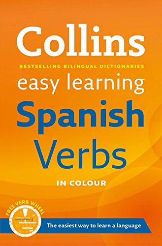 9780007369751: Easy Learning Spanish Verbs: with free Verb Wheel (Collins Easy Learning Spanish)
