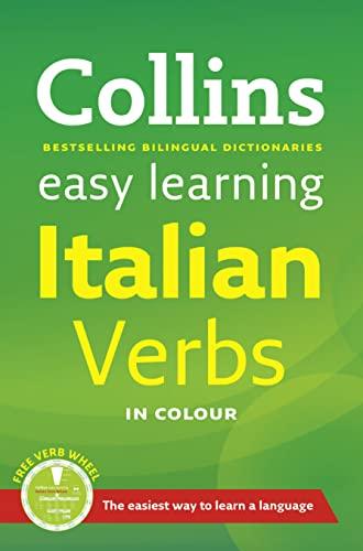 9780007369775: Collins Easy Learning: Italian Verbs