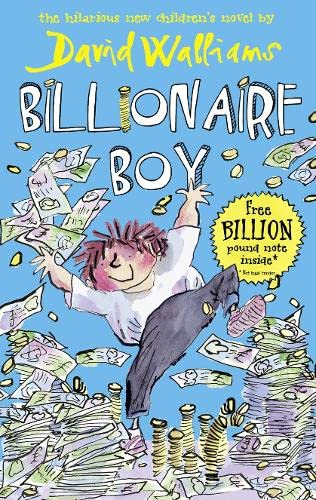 9780007371044: Billionaire Boy