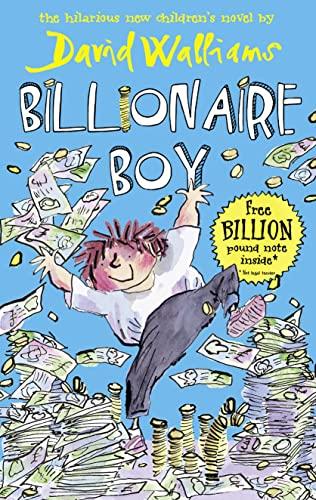 9780007371044: Billionaire Boy