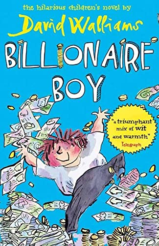 9780007371082: Billionaire Boy