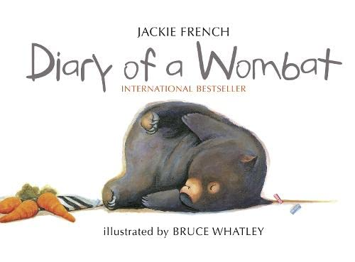 9780007371099: Diary of a Wombat