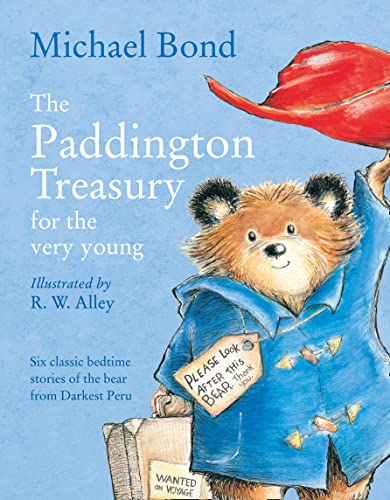 9780007371129: The Paddington Treasury for the Very Young. Michael Bond