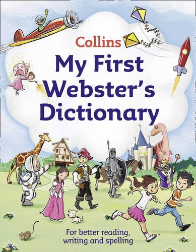 9780007371297: Collins My First Webster's Dictionary. (Collins First)