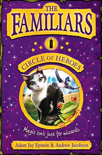 9780007371792: The Familiars: Circle of Heroes