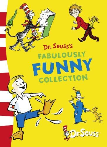 9780007371808: Dr Seuss's Fabulously Funny Collection