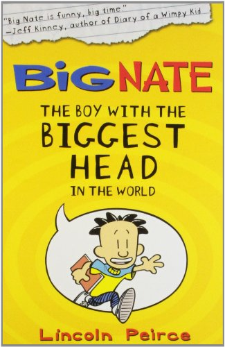 9780007372447: The Boy with the Biggest Head in the World (Big Nate, Book 1)