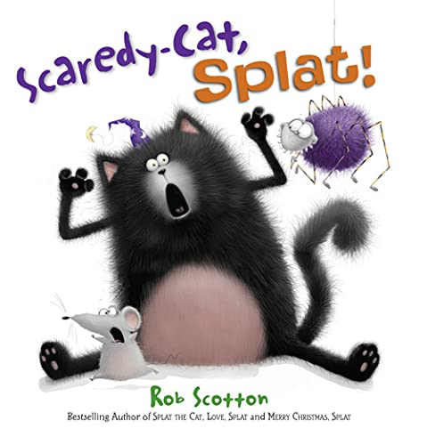 9780007373413: Scaredy-Cat, Splat!