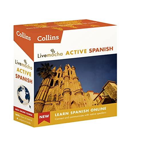 9780007373529: Collins Livemocha Active Spanish (Collins Active/Livemocha)