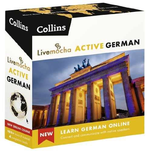 9780007373543: Collins Livemocha Active German (Collins Active/Livemocha)