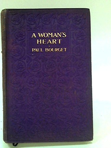 9780007373703: A Woman's Heart