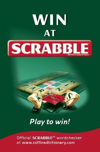 9780007374687: Collins Win at Scrabble