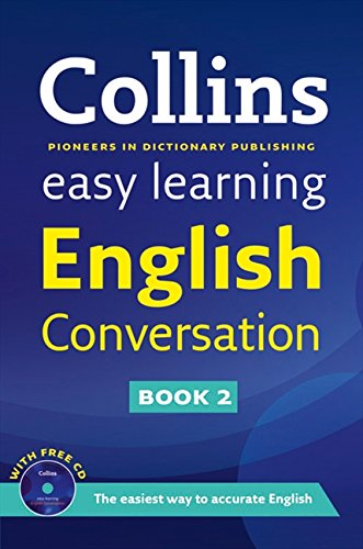 9780007374731: Collins Easy Learning English Conversation: Book 2 [With CD (Audio)]