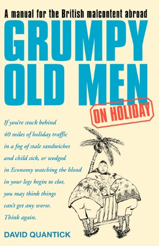 9780007376063: Grumpy Old Men on Holiday