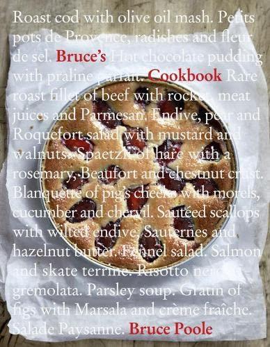 9780007376100: Bruce's Cookbook