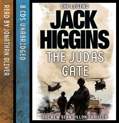 9780007377152: The Judas Gate (Sean Dillon Series)