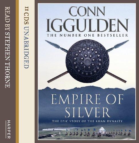 9780007377176: Empire of Silver (Conqueror)