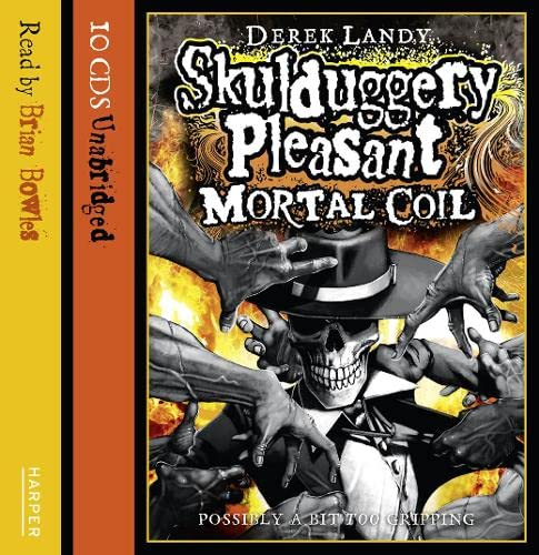 9780007377336: Skulduggery Pleasant: Mortal Coil