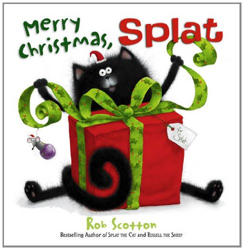 9780007377688: Merry Christmas, Splat (Splat the Cat)