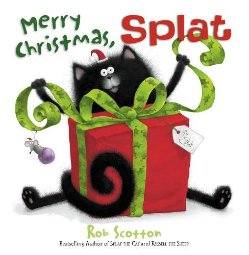 9780007377688: Merry Christmas, Splat (Splat the Cat)