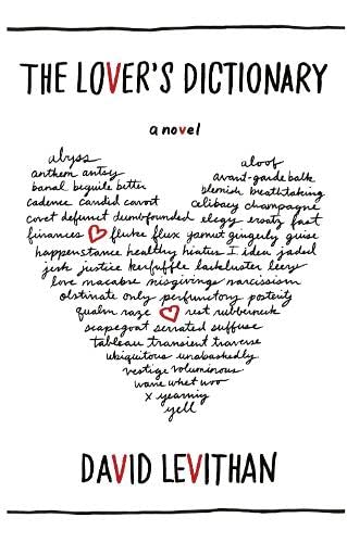 The Lover's Dictionary: David Levithan