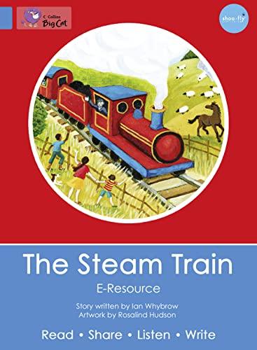 9780007378937: The Steam Train: EResource (Collins Big Cat EResources)