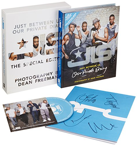 9780007379071: JLS: Just Between Us [Special Edition]: Our Private Diary