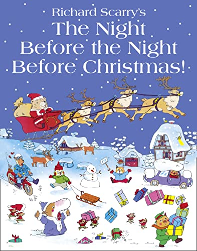 9780007382194: Richard Scarry's the Night Before the Night Before Christmas!