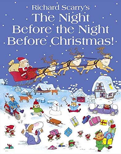 9780007382194: The Night Before The Night Before Christmas