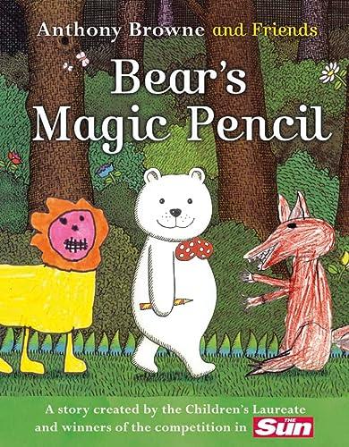 9780007382200: Bear's Magic Pencil